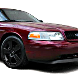 2003-2006 Crown Vic/Marauder