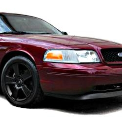 2003-2006 Crown Vic/Marauder