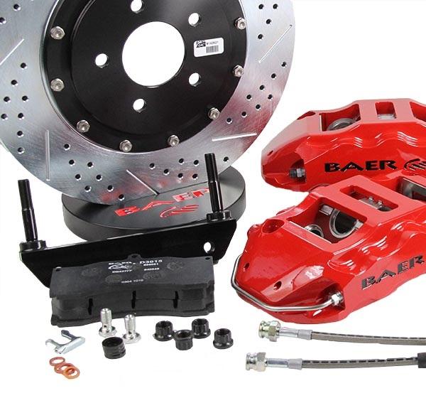 Rear Brake Systems