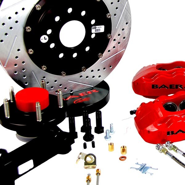 Front Brake Systems