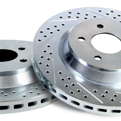 Sport Rotors and Pads