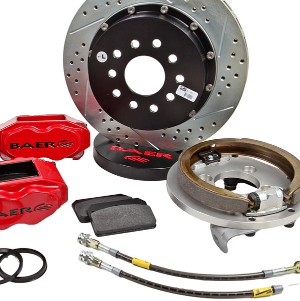 Performance Brake Systemf for 1960-1987 Chevy and GMC C10