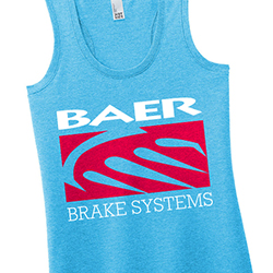 Baer Brakes Womens Shirts