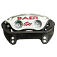 Baer/PBR 2-Piston Pad Guided Front Caliper