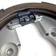 PB Shoe Retaining Clip Installed