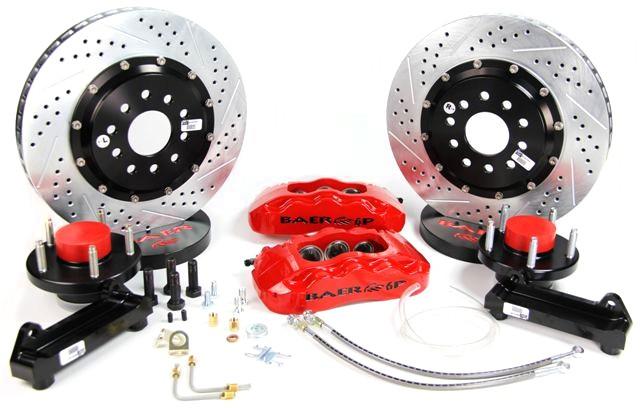 front pro big brake system ford lincoln continental 4261265 baer brakes. Black Bedroom Furniture Sets. Home Design Ideas