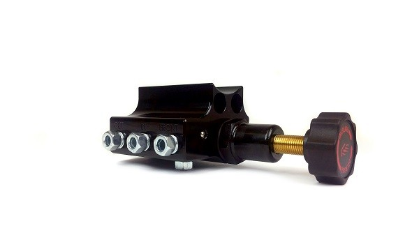 Remaster proportioning valve, Black, Right port
