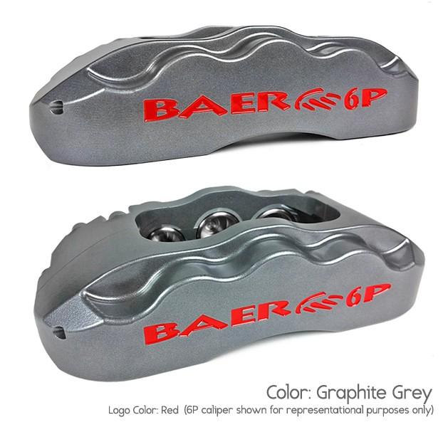 Ford 4000 Parking Brake : Rear ss big brake system csx baer brakes