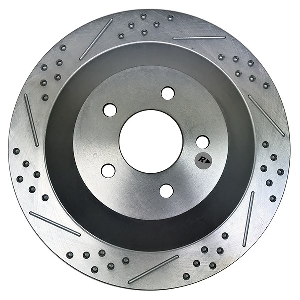 Disc Brake Rotor-Premium Disc Preferred Rear Centric fits 94-04 Ford Mustang