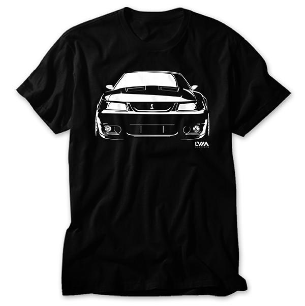 03-04 Mustang Cobra Shirt- LYM Clothing