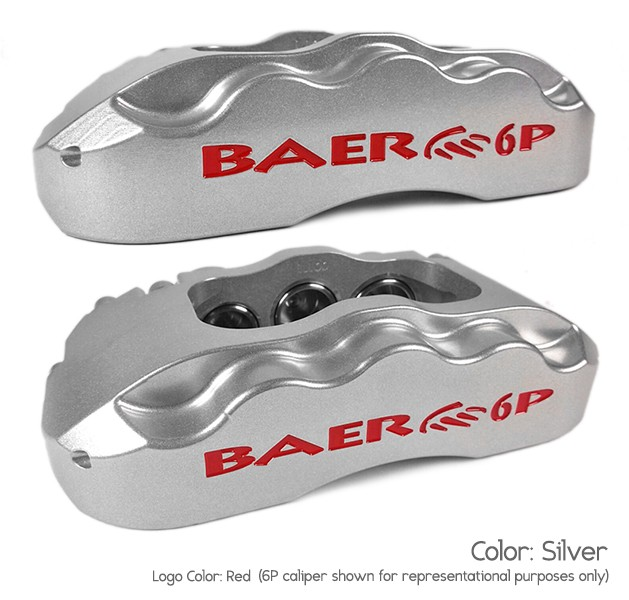 12 Rear SS4 with Park Brake Black 64-72 GM A Body 10 or 12 Bolt C Clip Rear End Only 1 Pack BAER BRAKES 4302308B-BKCZ Brake System