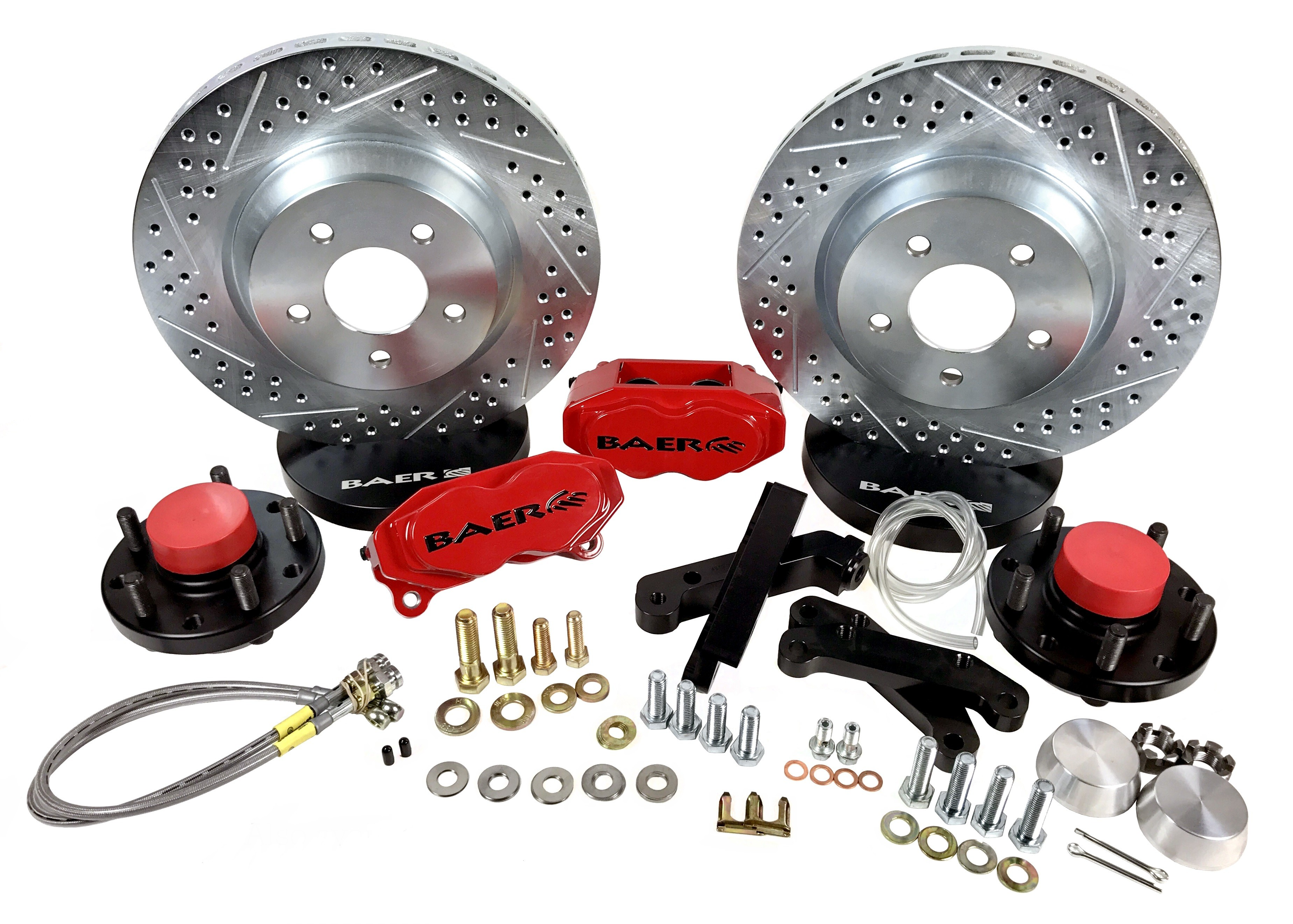 """13"""" Front SS4 Brake System"""