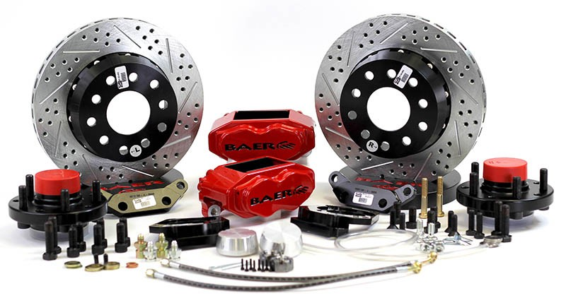 "11"" Front SS4+ Brake System"
