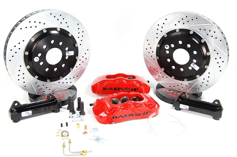 "14"" Front Pro+ Brake System"