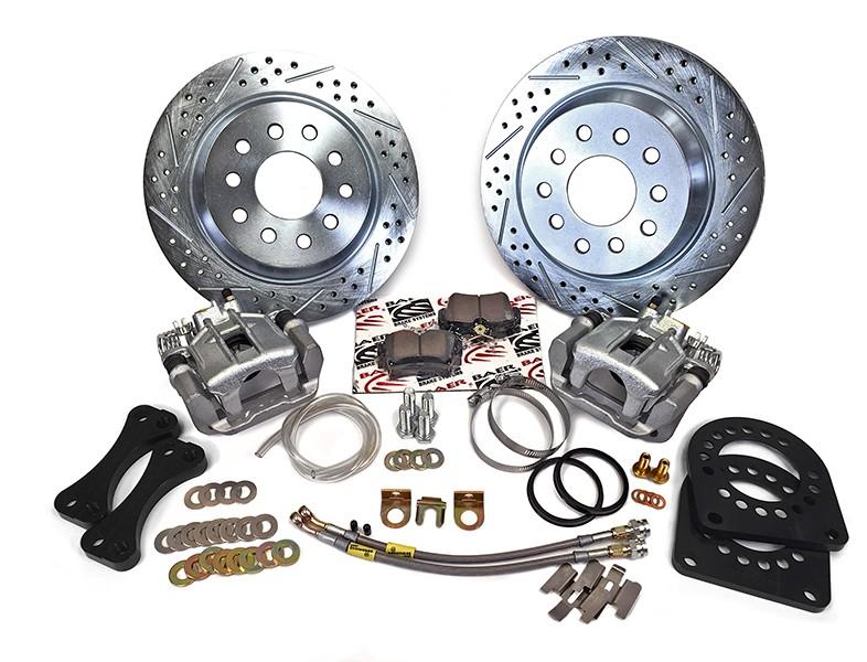 "11.65"" Rear IronSport Brake System with Park Brake"