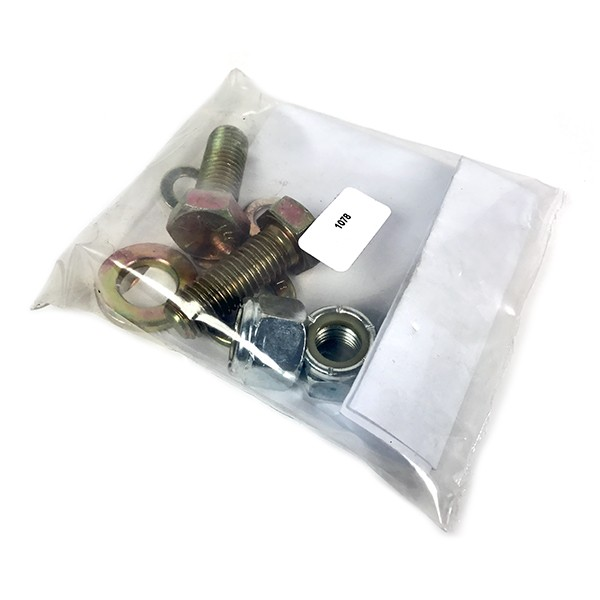 Bolt Bag (6801078) 5/8-11 X 1.75 w/Lock Nuts & Washers
