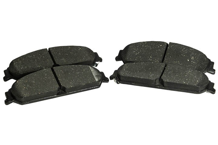 Baer AlumaSport Caliper Replacement Pads