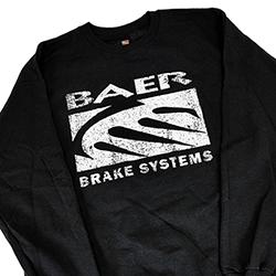Hanes, Black, Vintage Baer Logo