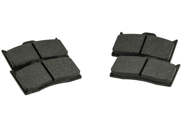 S4, 4 Piston Replacement Pads