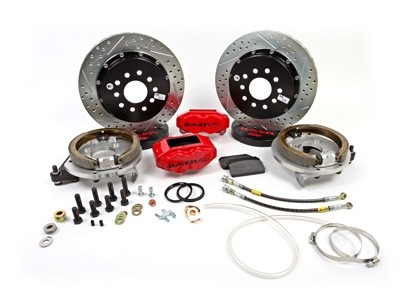 "13"" Rear SS4+ Brake System with Park Brake"