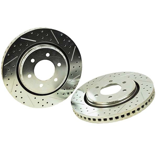 Front Sport Rotor 2007-2016 Ford Truck Various