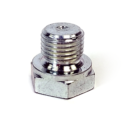 Plug, 10mm-1.0 Steel