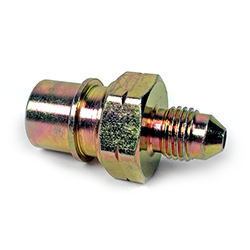 Adapter, M10-1.00 IF Female to -3AN Male