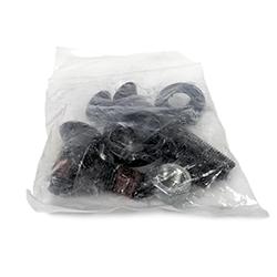 Bolt Bag (6801129) 1/-20 X 1.25 FHCS, 7/16-20 X 3, 7/16 Lock Nuts