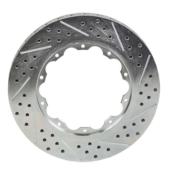 "11"" x 1.020"", 10 on 6.40"" BC, Stepped Flange"
