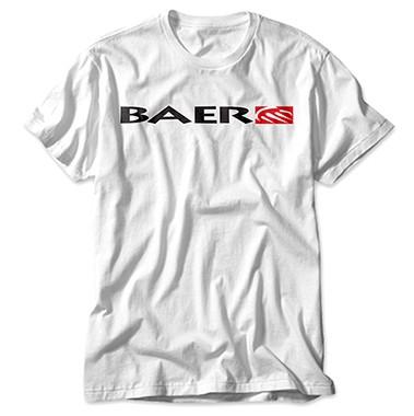 White Long Baer Shirt