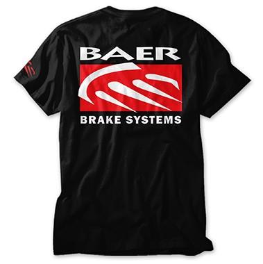 Black Classic Baer Claw Shirt