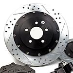 """Rear 14"""" 2013-2014 GT500 EradiSpeed+1 Rotor Upgrade"""