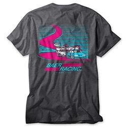 Premium Retro Baer Racing Shirt