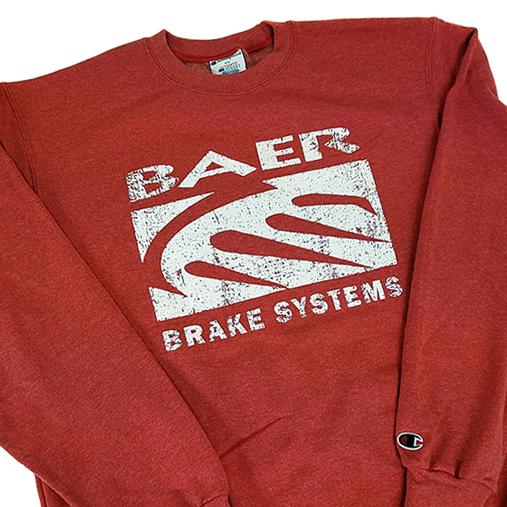 Champion, Scarlet Red, Vintage Baer