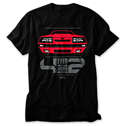 Four Eyes are Better than Two Fox Body Mustang Shirt