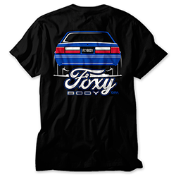 Foxy Body Fox Body Mustang Shirt
