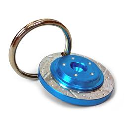 Baer Rotor Keychain