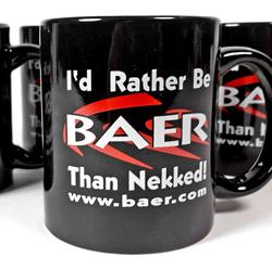 Baer Coffee Mug