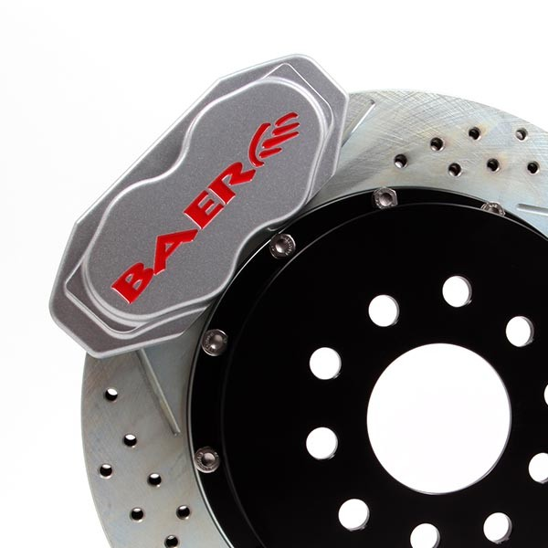 "13"" Rear SS4+ Brake System with Park Brake"