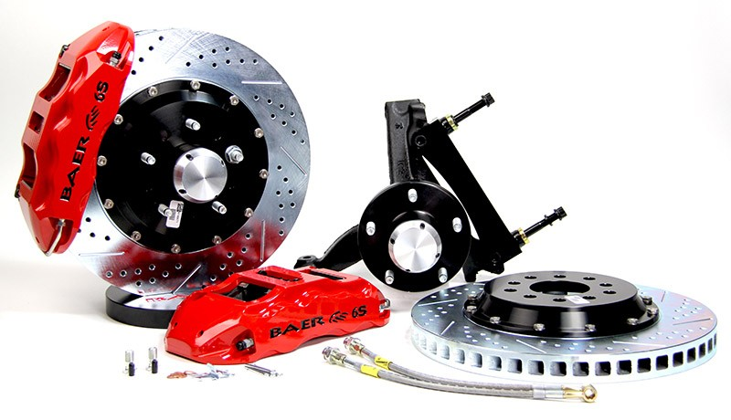 Performance Front Extreme+ Big Brake System 1978-1987 G-Body Spindle