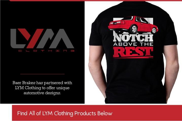 lym clothing automotive shirts