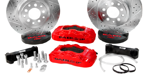 Performance Brake Upgrades for Jeep JK - Baer Brakes