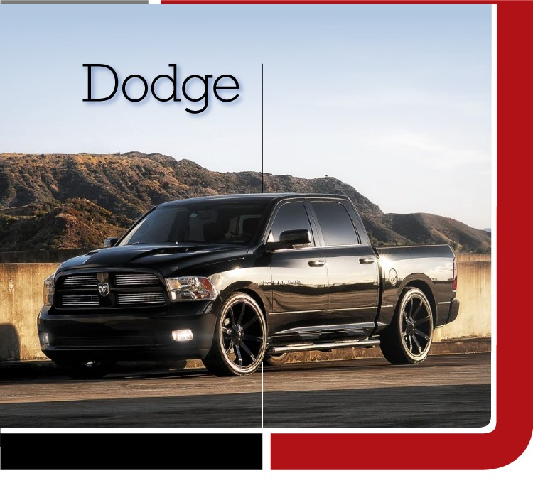 Brake systems for Dodge trucks - BAER Brakes