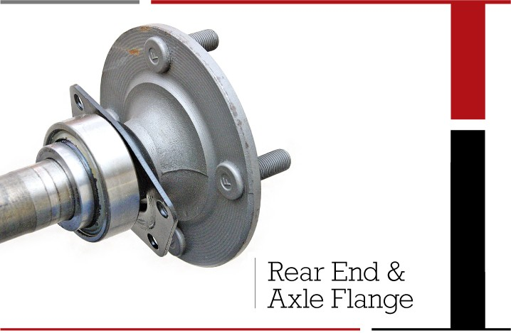 Brake systems for general fit rear end applications - BAER Brakes
