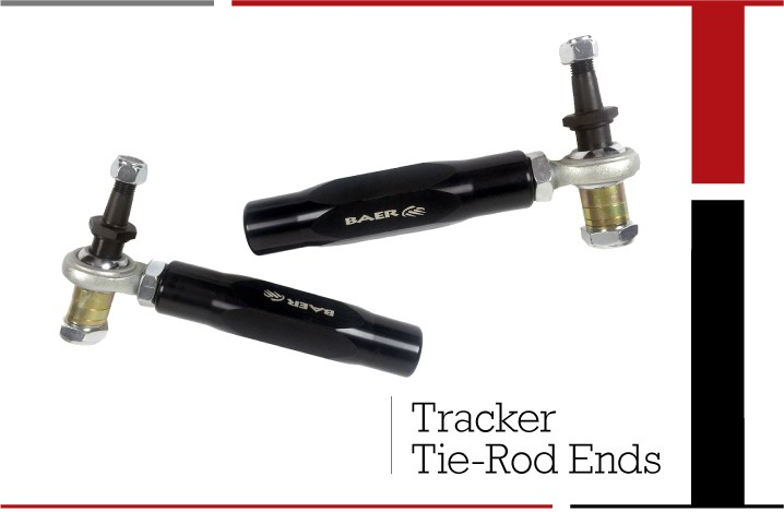 Adjustable outer tie rod ends (Trackers) - Baer Brakes